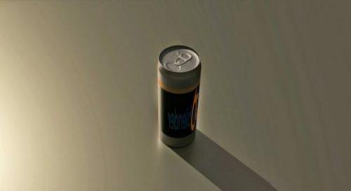 Soda Drink Can