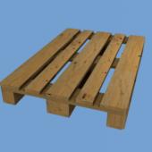 Western Wooden Pallet