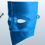 Fashion Holiday Mask