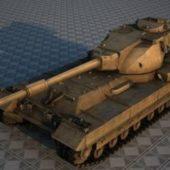 British Fv215b Tank