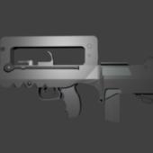 Mas 6mm Gun