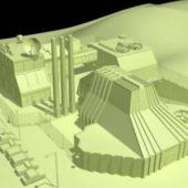 Factory Complex Building
