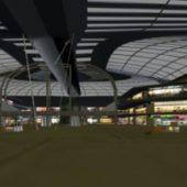 Building Fantasy Mall