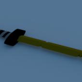 Finn Golden Sword