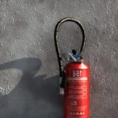 Hand Tool Fire Extinguisher