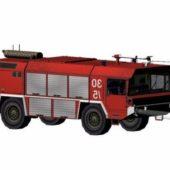 Fire Truck German Fz3000
