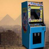 Felix Upright Arcade Machine