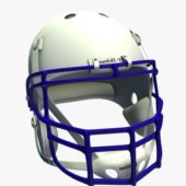 Usa Football Helmet