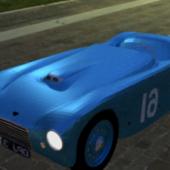Frazer Car 1950s