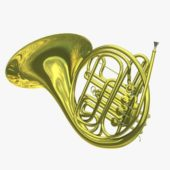 French Horn Saxophone