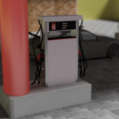 Fuel Dispenser Box