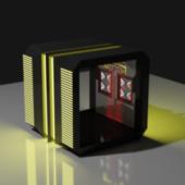 Future Led Cube