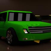 Green Kroo Car