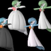 Gardevoir Pokemon Character