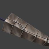 Garland Blade Weapon
