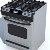 Kitchen Gas Oven