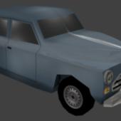 Gaz M20 Pobeda Car