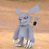 Gazimon Character