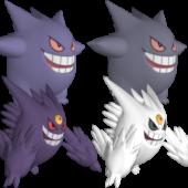 Gengar Pokemon Character