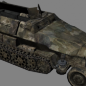 German Armored Truck