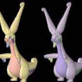 Goodra Pokemon Character