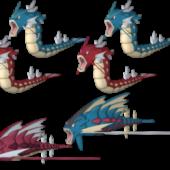 Gyarados Pokemon Character