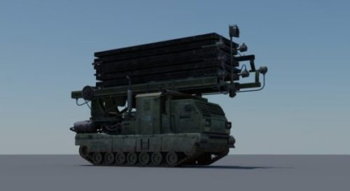 Haarp Mobile Climatic Weapon