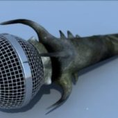 Heavy Metal Microphone