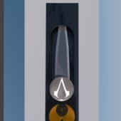 Hidden Blade Weapon