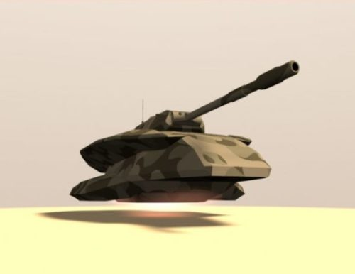 Hovering Tank