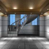 Interior Design Hall Space