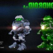 Irondroid Robot