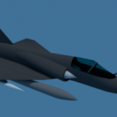 Mirage Jet Fighter