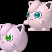 Jigglypuff Pokemon Character