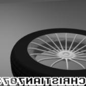 Car K73 Wheel