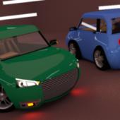 Kamazky Car
