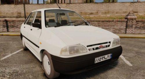 Kia Pride 131 Ex Car