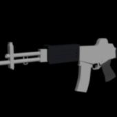 Korean Assault Rifle Gun