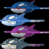 Kyogre Pokemon Character