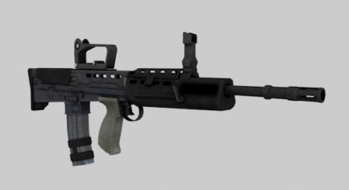 L85a2 Gun