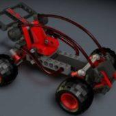 Lego Buggy Vehicle