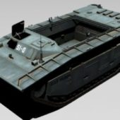 Lvt-2 Military Vehicle