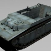 Lvt-4 Military Vehicle