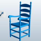 Furniture Ladderback Chair