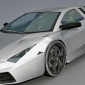 Car Lamborghini Reventon