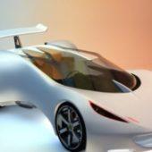 Lotus Futur Car