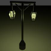 Low Polly Classic Lantern