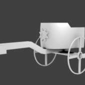 Roman Ancient Chariot