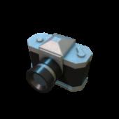 Camera Lowpoly