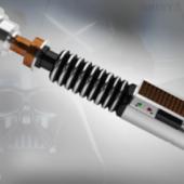 Luke Skywalker Lightsaber Sword